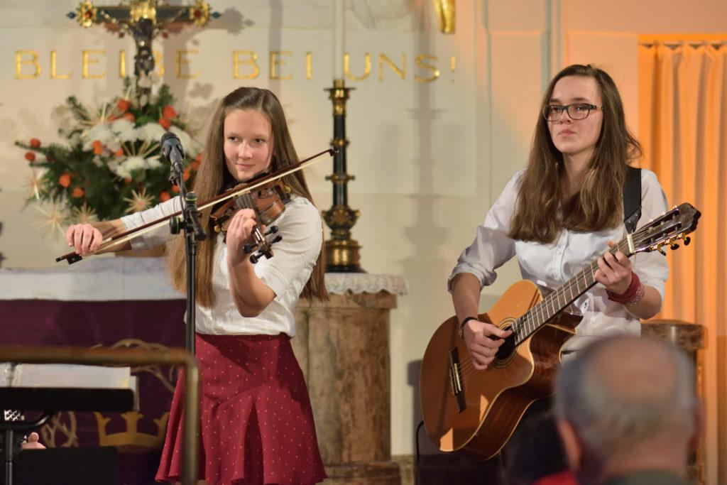 Bild: Hut Ab! zum Weihnachtskonzert 2017